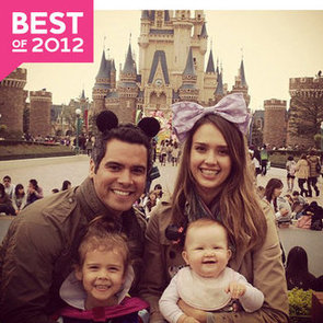 Favorite Celebrity Families of 2012 | Poll