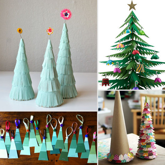 Christmas Tree Made Out Of Paper: Sugar Shout Out Dec. 9, 2012