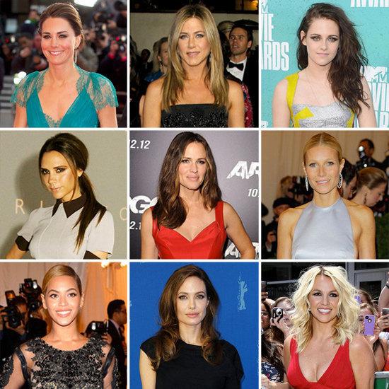Favorite Female Celebrity of 2012 | PopSugar Poll