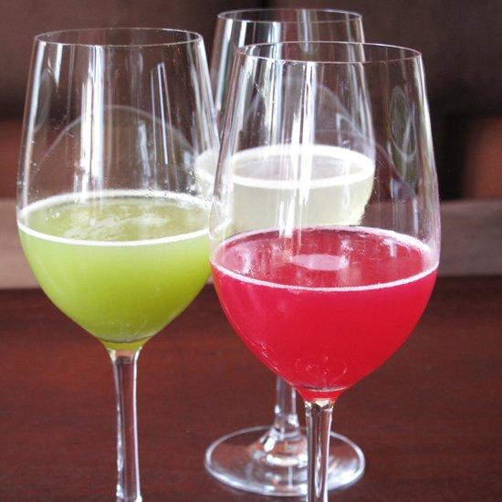 Juice Bar Cocktails