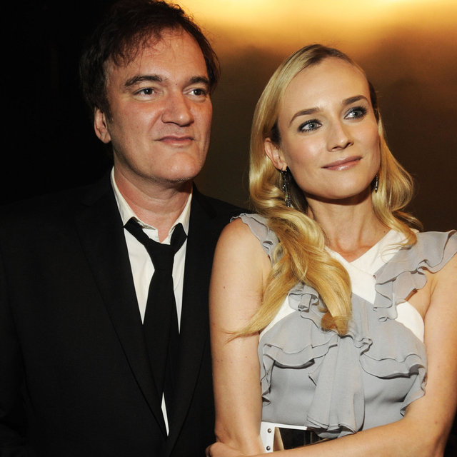 Diane Kruger in Prabal Gurung at Quentin Tarantino Event