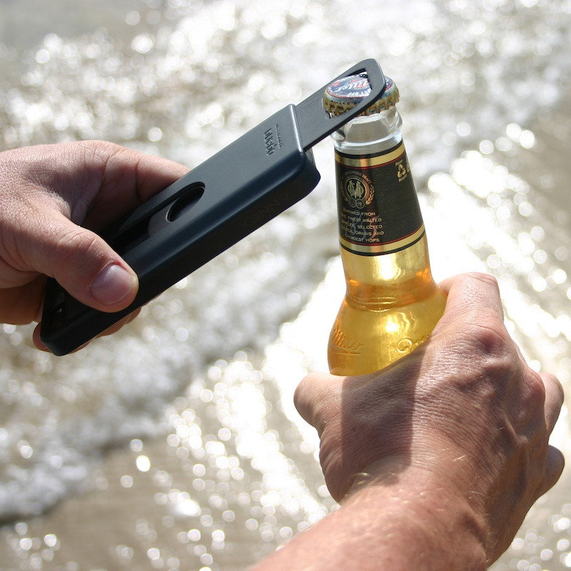 Opena iPhone Case Bottle Opener
