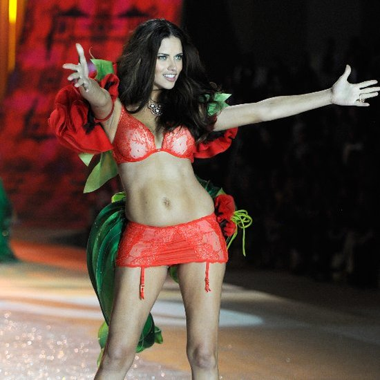 How Victoria's Secret Models Keep in Shape