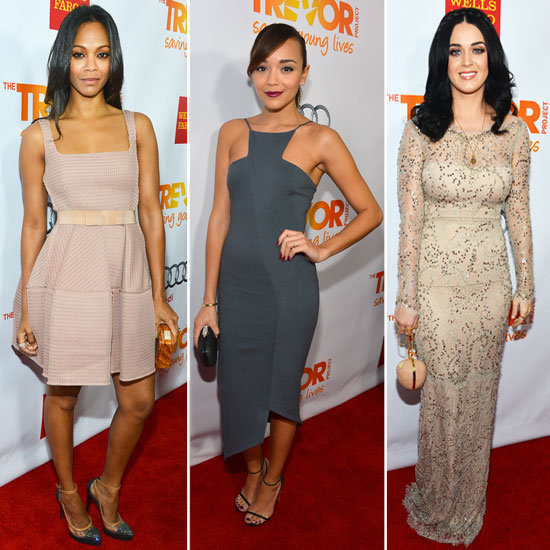 All the Celebrity Style from the 2012 Trevor Live Benefit