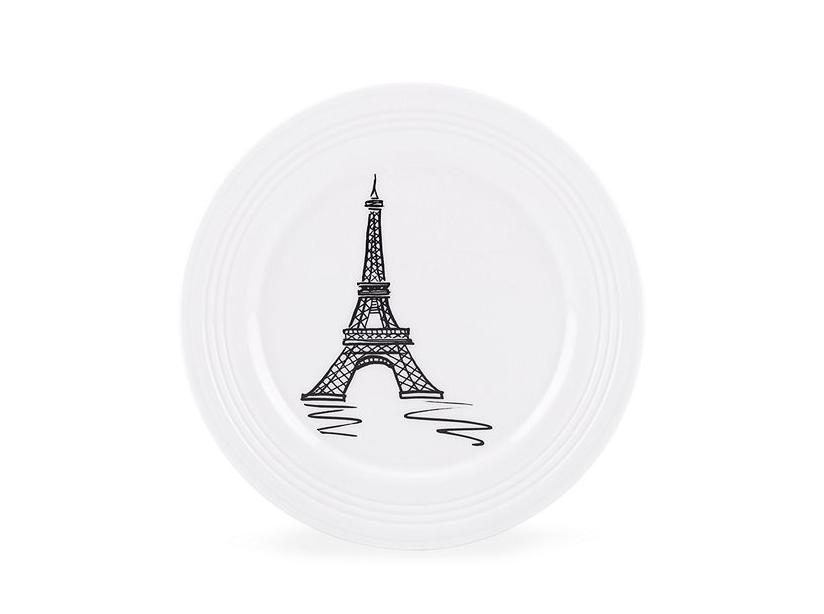 Eiffel Tower Dish