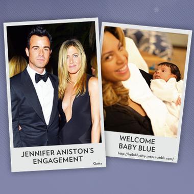 Best Celebrity Headlines of 2012