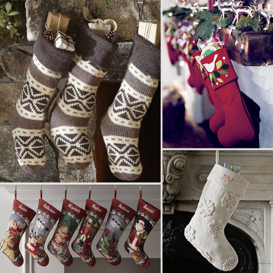 Hang Them With Care: Holiday Stockings For Traditional Homes