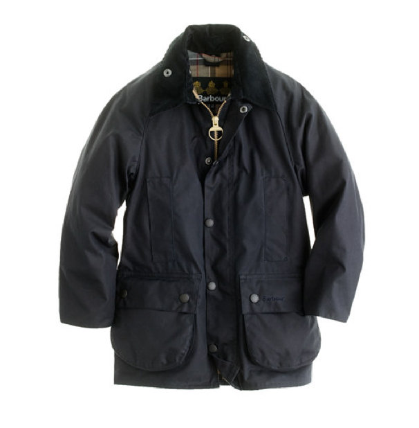J.Crew Barbour Beaufort Jacket
