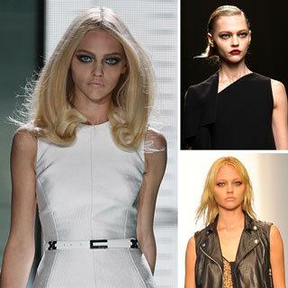 15 Pictures of Model Sasha Pivovarova