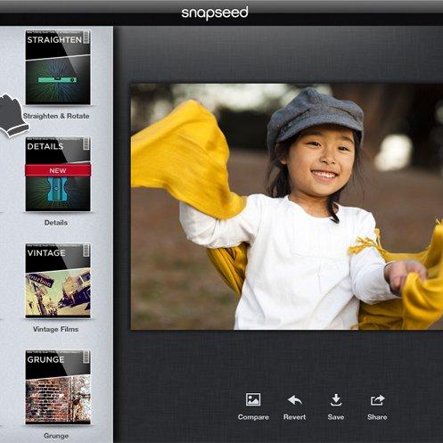 Snapseed Photo App