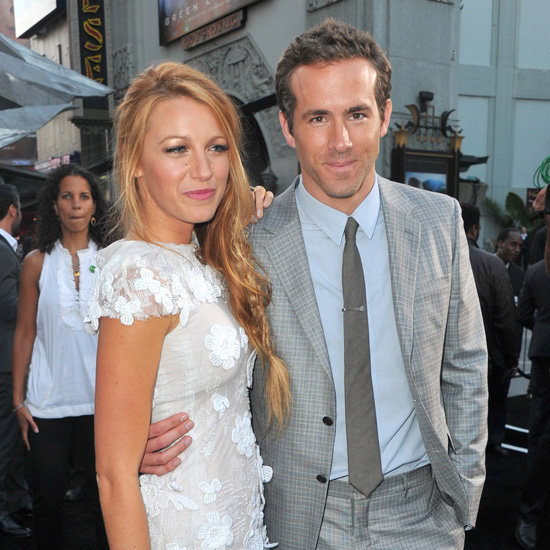 Blake Lively and Ryan Reynolds' Romantic Trip to Paris