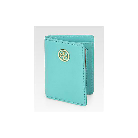 Passport holder, approx $96, Tory Burch