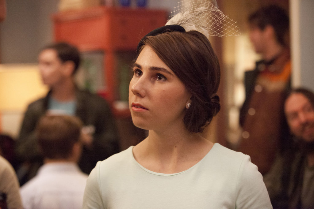 Zosia Mamet in Girls.