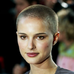 Stars Who've Shaved Their Heads (or at Least Buzzed It)