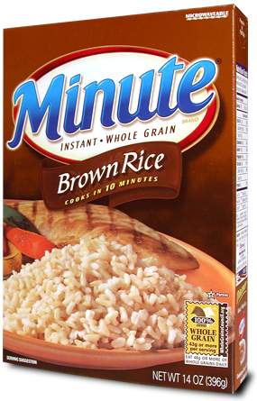 For the Pantry: Minute Brown Rice