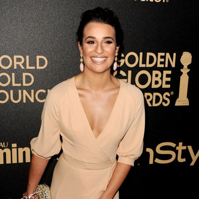 Lea Michele Talks About Her Breasts