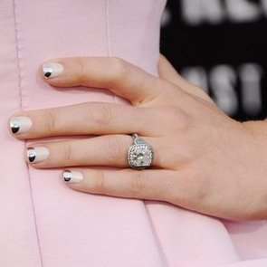 Pictures of the Best Celebrity Nail Art 2012