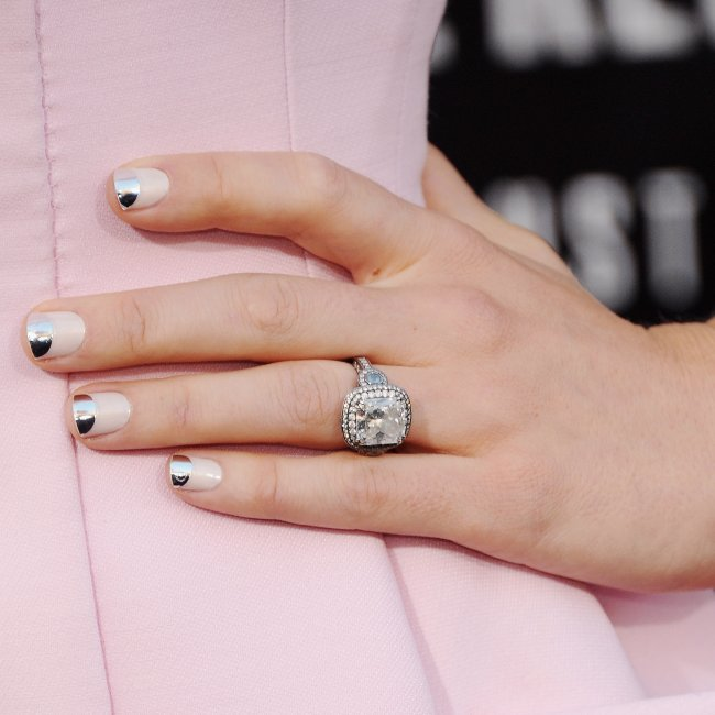 Celebrity Nail Artist: Best Celebrity Nail Art Looks