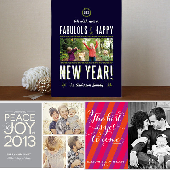 13 of Our Favorite New Year's Cards to Ring in 2013!