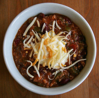 Warming, Healthy Comfort: Spicy Chicken Chilli