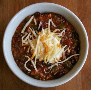 Warming, Healthy Comfort: Spicy Chicken Chilli