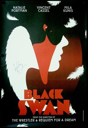 I'm obsessed with vintage (or vintage-looking) movie posters, and this Chisolm Larsson Gallery Black Swan Poster ($325) is a pretty incredible find. I love how perfectly it shows the theme of the movie while still looking really cool and film noir. I can't wait to hang it in a huge gold frame in my apartment. — Brittney Stephens, assistant editor