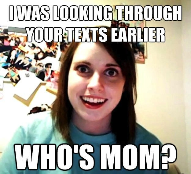 June: Overly Attached Girlfriend