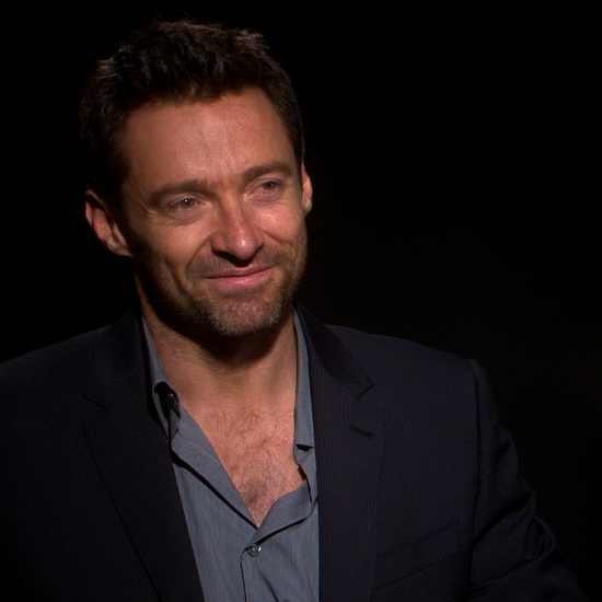 Anne Hathaway Graham Norton: Hugh Jackman Will Let His Kids See Les Miserables (Video