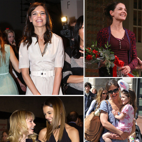 Happy Birthday, Katie Holmes — See 34 of Her Happiest Moments!