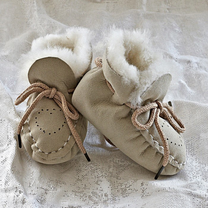 Clothing Trend: Miniature Moccasins