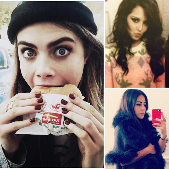 Great British Celebrity Social Media Snaps of The Weekend