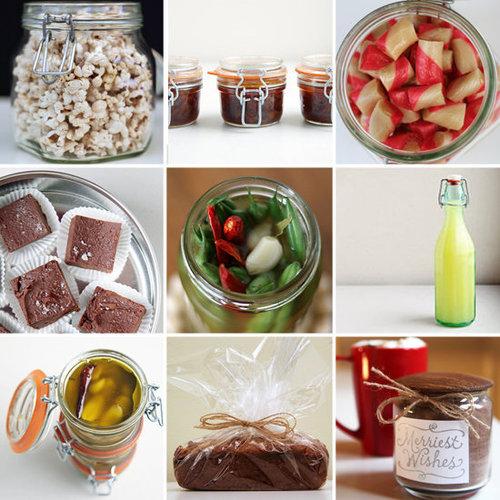 Homemade Edible Gifts!