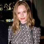 Kate Bosworth Swaps Her Boho Style For a Geometric Dress