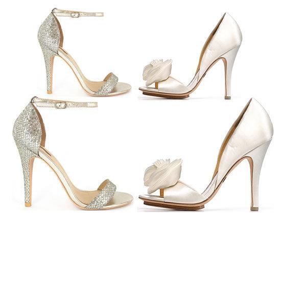 Shop Top 10 Stylish Wedding Shoes Online: Jimmy Choo + more!