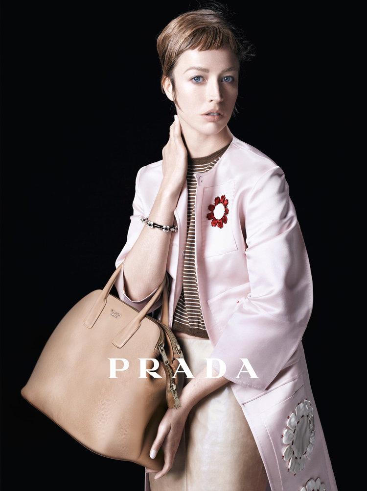 Prada Spring 2013