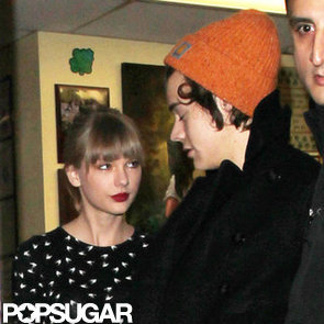 Harry Styles Gets a Tattoo With Taylor Swift | Pictures