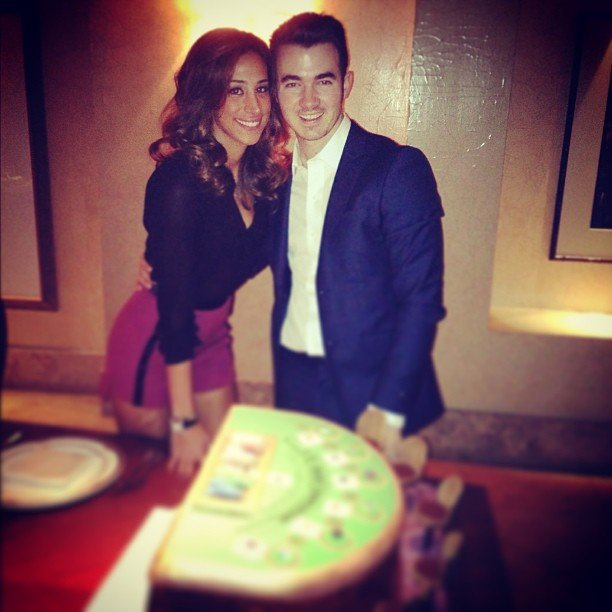 Kevin and Danielle Jonas celebrated their third wedding anniversary. Source: Instagram user kevinjonas