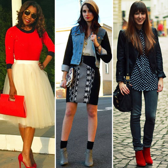 Street Style For Dec. 23, 2012