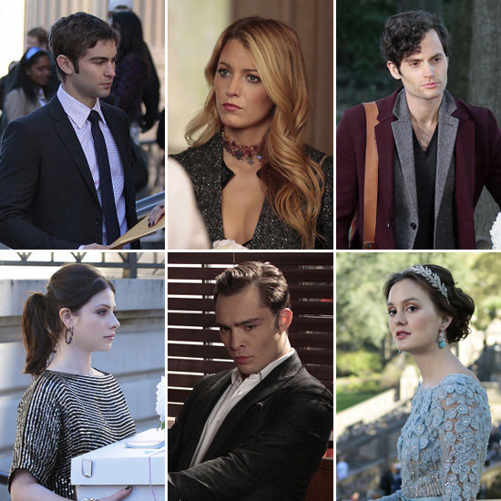 Don't hit the next slide if you don't want to know the identity of Gossip Girl!