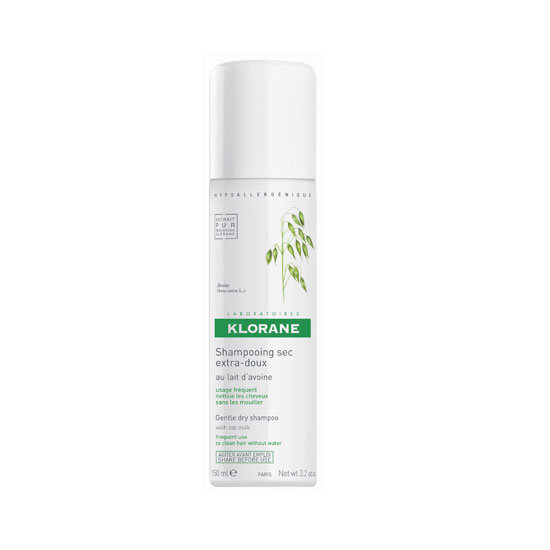 Klorane Gentle Dry Shampoo with Oat Milk, $12.99