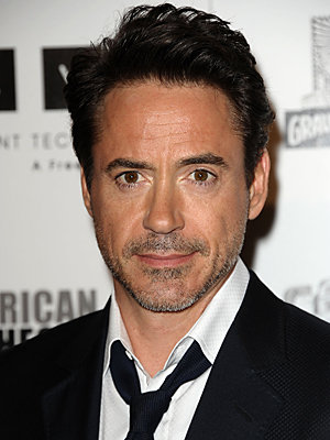 ROBERT DOWNEY JR | POPSUGAR Celebrity