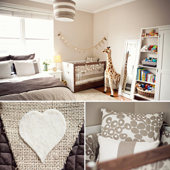 Nurseries: The Most Beautiful Way to Put Baby in Your Bedroom