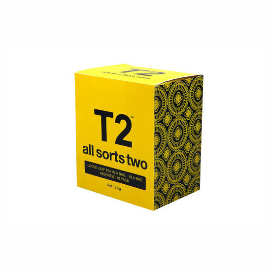 T2 All Sorts Two Tea Bags, $8