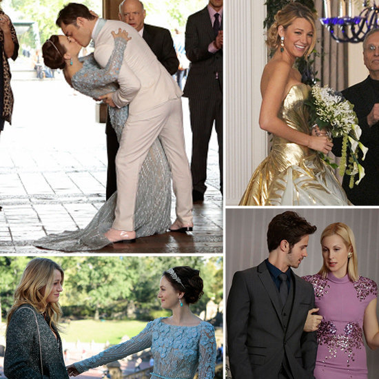 That's a wrap on the set of Gossip Girl, but you can shop the exact pieces from the show here.