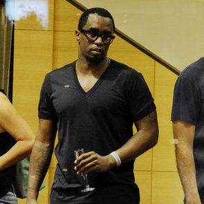 Diddy Vacations in St. Barts   Pictures