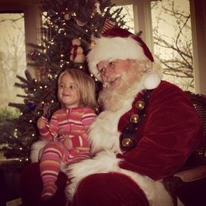 Instagram Photos With Santa