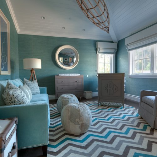 Giuliana Rancic's Nursery For Baby Duke