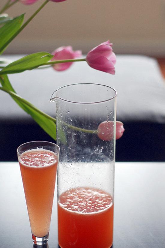 Grapefruit Mimosa