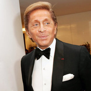 Valentino Describes Himself as a Young Man