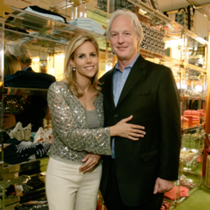 Tory Burch Chris Burch Lawsuit Ends (Video)